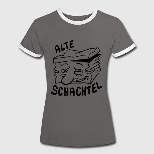 alte schachtel von gannet spreadshirt. Black Bedroom Furniture Sets. Home Design Ideas