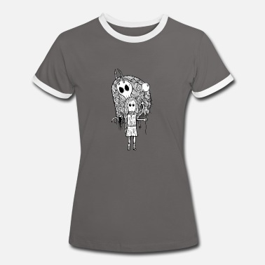 Spooky Spooky Tuesdays - Women's Ringer T-Shirt