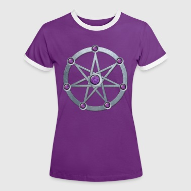 Elven star - Women's Ringer T-Shirt
