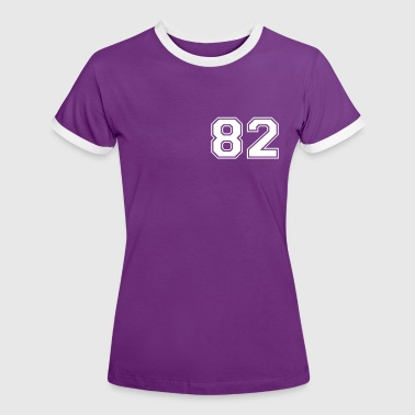 82 - Women's Ringer T-Shirt