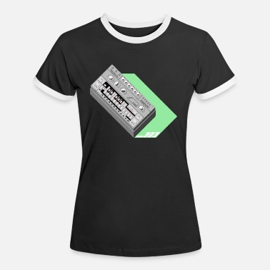 Tb 303 303 Love Green #TTNM - Women's Ringer T-Shirt