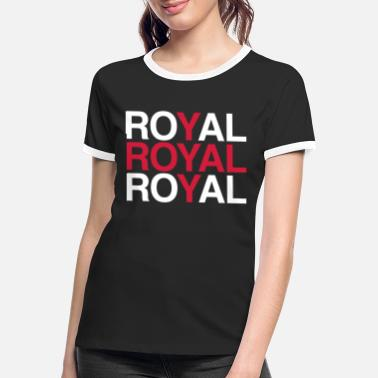 Royal ROYAL - Women's Ringer T-Shirt