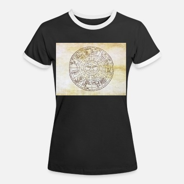 Sign Of Zodiac Signs of the zodiac - Women's Ringer T-Shirt