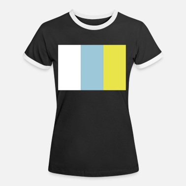Canary Islands canary islands - Women's Ringer T-Shirt