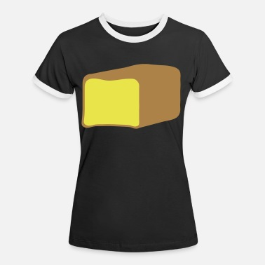 Bread Bread - Women's Ringer T-Shirt