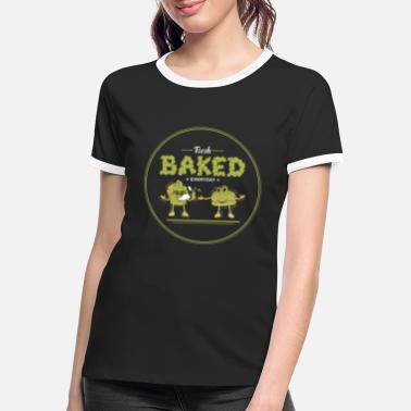 Yeast Pastries with yeast - Women's Ringer T-Shirt