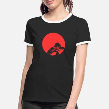 Bonsai Bonsai - Frauen Ringer T-Shirt