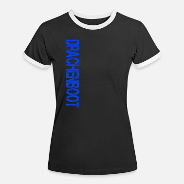 Dragon dragon boat - Women's Ringer T-Shirt