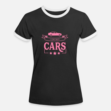 Collections collection - Women's Ringer T-Shirt