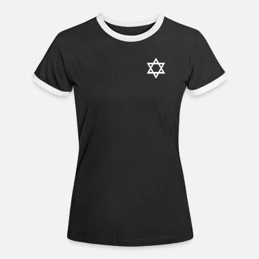 Star Of David star of David - Women's Ringer T-Shirt