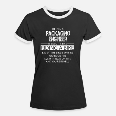 Packageing Packaging Engineer - Women's Ringer T-Shirt