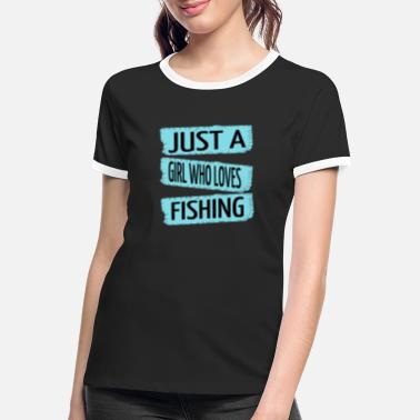 Blubber bow hunting selfish design couple fishing funny - Women's Ringer T-Shirt