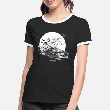 World of Tanks Bats - Vrouwen ringer T-Shirt
