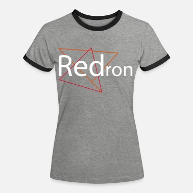 Red Sox Red Iron - Frauen Ringer T-Shirt