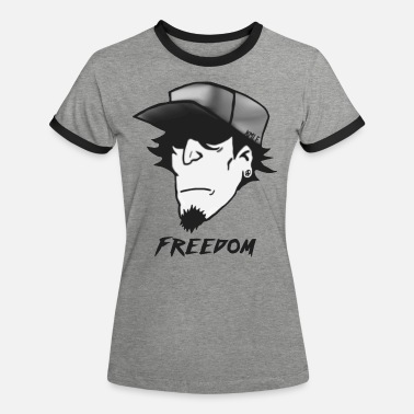 Freedom Fighters Freedom fighters - Women's Ringer T-Shirt