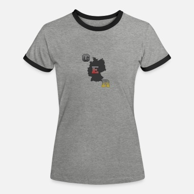 Germany Germany - Germany - Women's Ringer T-Shirt