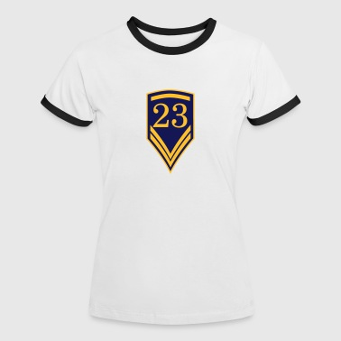 Gift for the 23th Birthday - 23 years - Women's Ringer T-Shirt