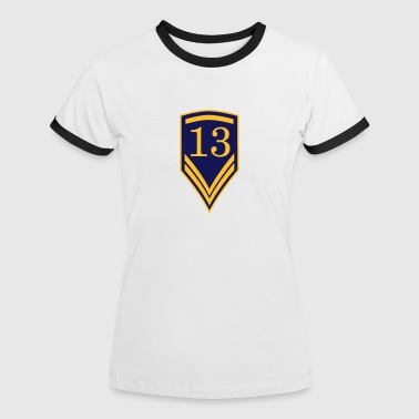 Gift for the 13th Birthday - 13 years - Women's Ringer T-Shirt