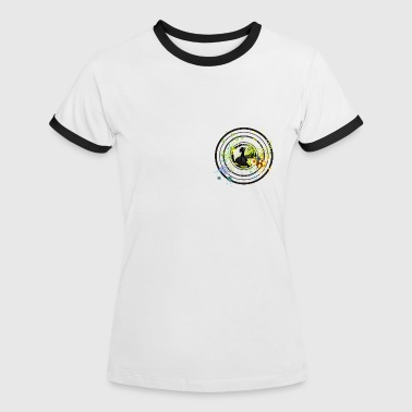flower_power - Women's Ringer T-Shirt