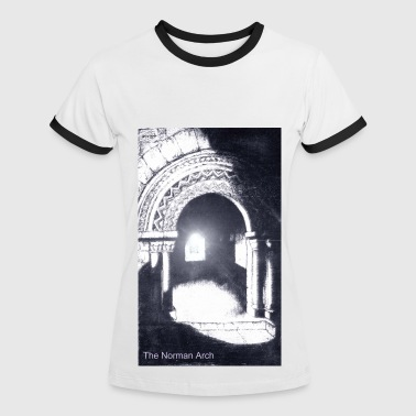 The Norman Arch - Women's Ringer T-Shirt