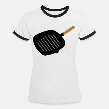 Grilled Meat grill for meat - Women's Ringer T-Shirt