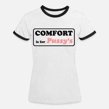 Land Offroad, comfort isfor pussys T-shirt - Vrouwen ringer T-Shirt