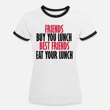 Friends Buy You Lunch T skjorte til baby | Bestill online nå!