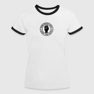 Music Northern Soul - Women's Ringer T-Shirt