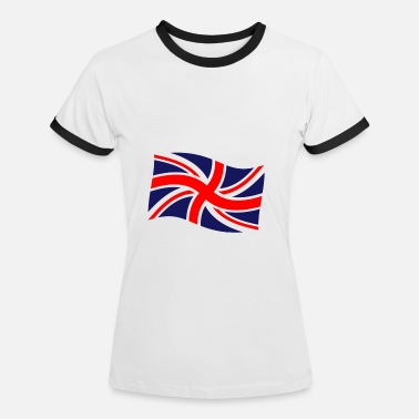 Great Logo_Britain_1 - Women's Ringer T-Shirt