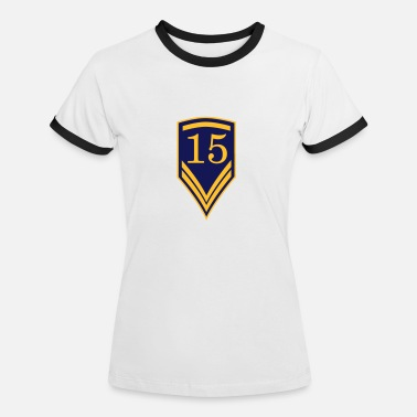 1915 Gift for the 15th Birthday - 15 years - Women's Ringer T-Shirt