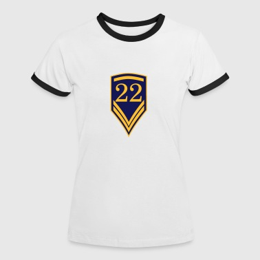Gift for the 22th Birthday - 22 years - Women's Ringer T-Shirt