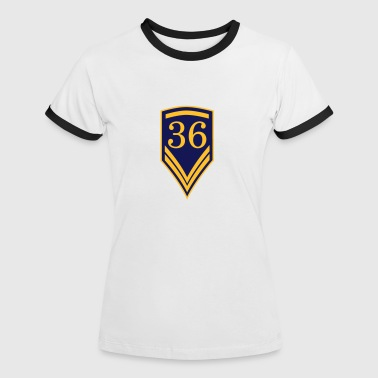 Gift for the 36th Birthday - 36 years - Women's Ringer T-Shirt
