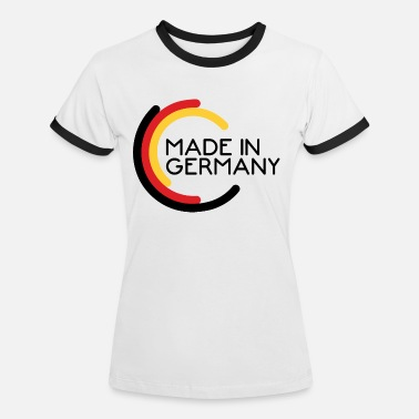 Made In Germany Made in Germany - Women's Ringer T-Shirt