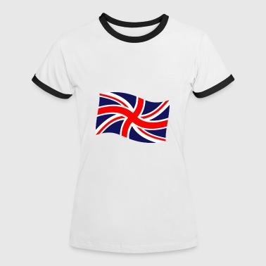Logo_Britain_1 - Women's Ringer T-Shirt
