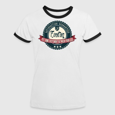 3 days 3 ways T-Shirts - Women's Ringer T-Shirt