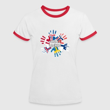 Nordic Union - Women's Ringer T-Shirt