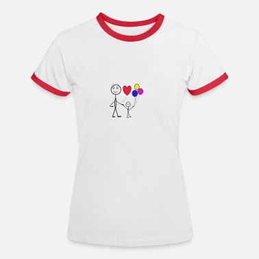 Together we are strong - Women's Ringer T-Shirt