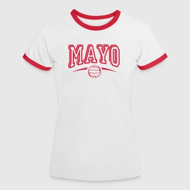 Mayo Football - Women's Ringer T-Shirt