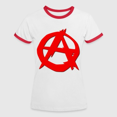Anarchy - Women's Ringer T-Shirt