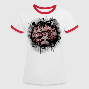skins party no limite  - Women's Ringer T-Shirt