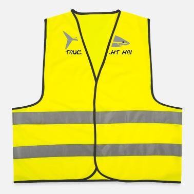 Black Men's Hai Tauchen Shirt Macht Premium T Taucher Tauchenmachthai 8XwPknO0