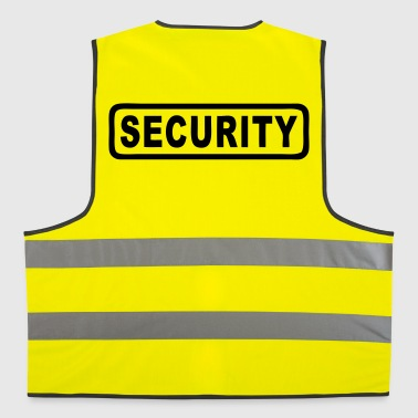 SECURITY - Gilet de sécurité