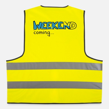 Weekend Weekend - Gilet catarifrangente