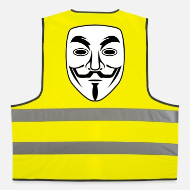 Anonymous anonymous mask - Gilet de sécurité
