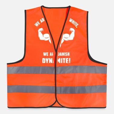 35614ca1 We Are Danish Dynamite! (Denmark / Viking) Men's Premium Hoodie ...
