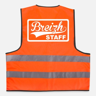Staff breizh staff design - Gilet de sécurité