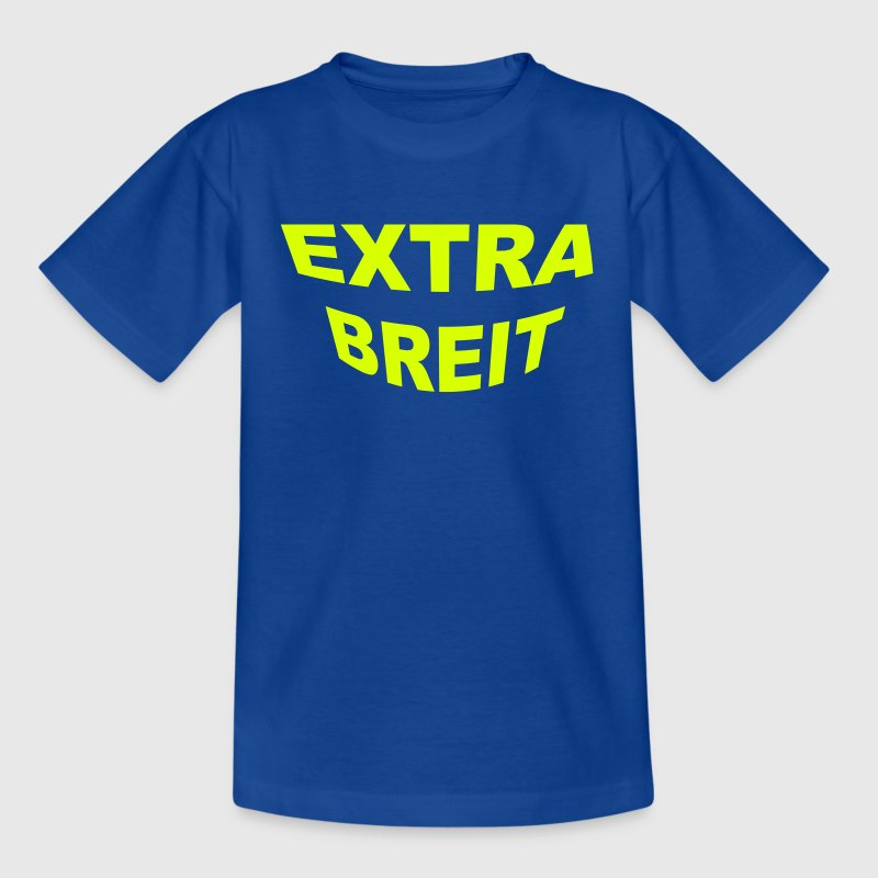 EXTRA BREIT EXTRABREIT - Kinder T-Shirt