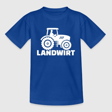 Landwirt - Kinder T-Shirt