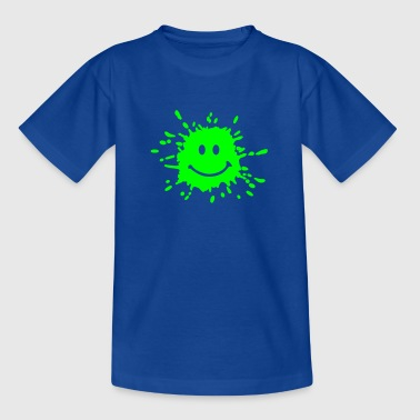 Smiley Gesicht - Kinder T-Shirt