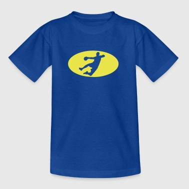 handball logo bat1 - T-shirt Enfant